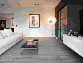 Evergreen Oak Pearl - livingroom