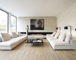 Evergreen Oak Sand - livingroom